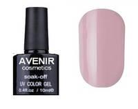 Гель-лак AVENIR Cosmetics №27. Телесная слива