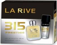 Набор для мужчин La Rive 315 Prestige туалетная вода 100 мл + дезодорант 150 мл