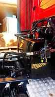 Монтаж гидравлики на машину гидравлическая система