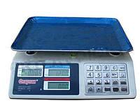 Весы ACS 50kg/5g CK 982S Metal Button, фото 1