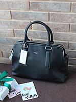 Жіноча сумка David Jones / Стильная женская кожаная (кожа искусственная) сумка Дэвид Джонс