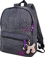 Рюкзак подростковый для девочки 223-1 Winner Stile
