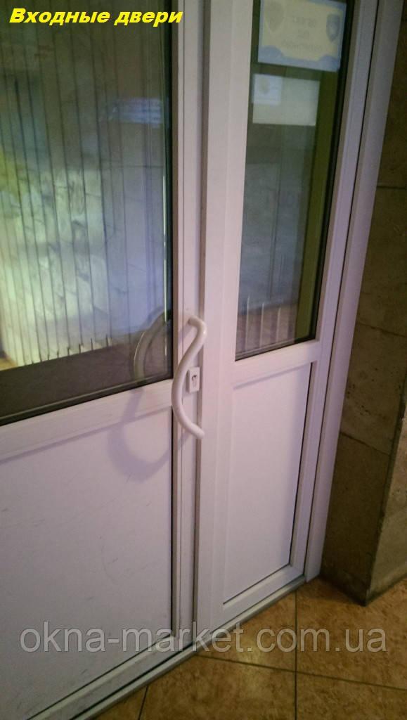 рассчитать стоимость входной двери из стеклопакета