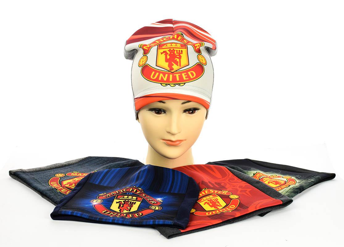 "Трикотажные шапки ""Manchester United"""