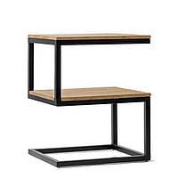 Прикроватный столик в стиле LOFT (NS-963247340)