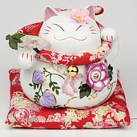 Котики Манэки-нэко - японские талисманы богатства и удачи