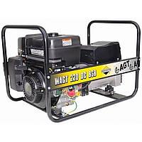 Сварочный бензиновый генератор AGT WAGT 220 DC BSB SE (6,5 кВА)