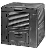 Компостер садовый  E-Composter 470 л  черный, Keter