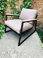 Лаунж кресло в стиле LOFT (NS-970001589)
