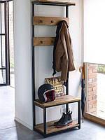 Стойка-вешалка для одежды в стиле LOFT (NS-970001746)
