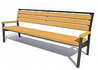 Скамейка парковая стиле LOFT (NS-970001878)