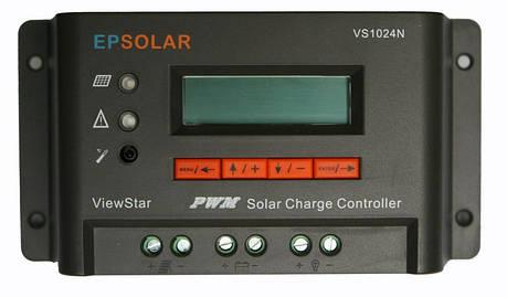 Контроллер заряда EPSOLAR VS1024N, фото 2