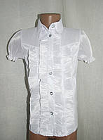 Блуза детская школьная S(122), M(128), L(134)