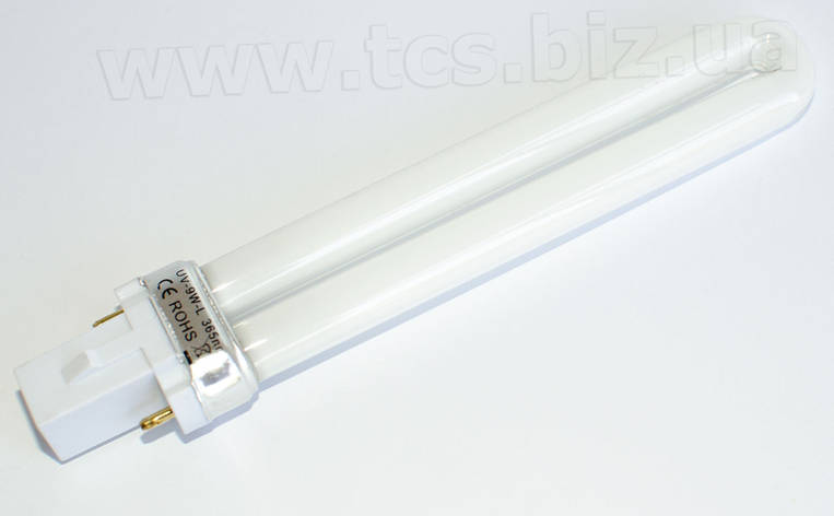 UV-9W L 365nm УФ-лампочка, фото 2
