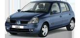 Фары передние для Renault Clio II / Symbol 2001-12