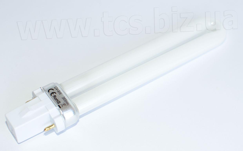 UV-9W 365nm (E) | 152 мм УФ-лампочка