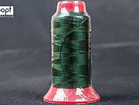 Нитка швейная TYTAN (Турция) № 40, для машинки Версаль, цв. зеленый (2901), 500 м