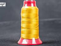 Нитка швейная TYTAN (Турция) № 40, для машинки Версаль, цв. желтый (972), 500 м