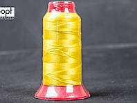 Нитка TYTAN (Турция) № 40, (270DTEXX3), цв. желтый, 500 м