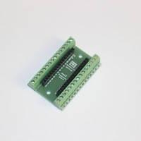 Термінальний адаптер для Arduino nano