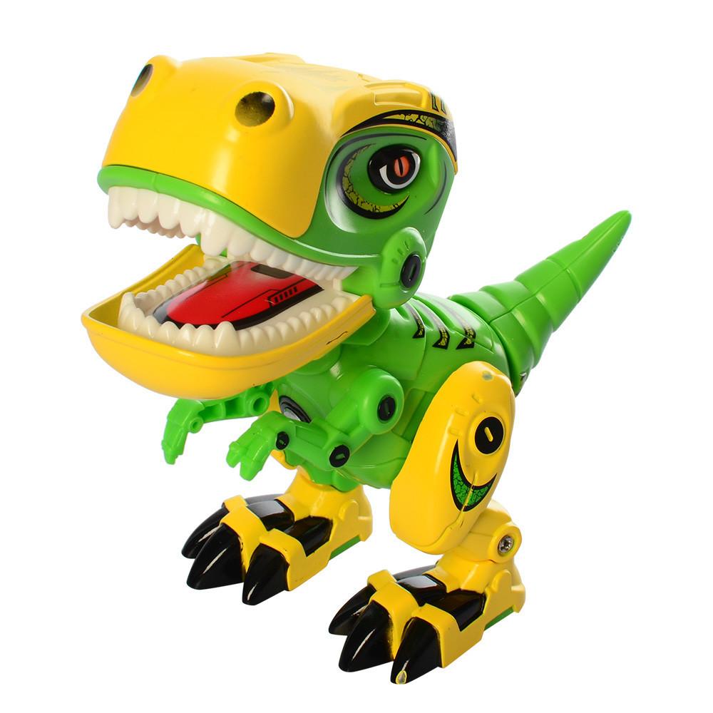 Динозавр MY66-Q1203(Green)