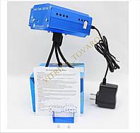 Лазерная установка Mini Lazer Stage YX-039 Проектор звездного неба ночник