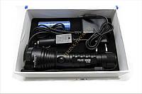 Фонарь Bailong BL-9842 Cree, 4 светофильтра (набор)