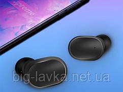 Стерео гарнитура A6S TWS Bluetooth 5,0 с шумоподавлением