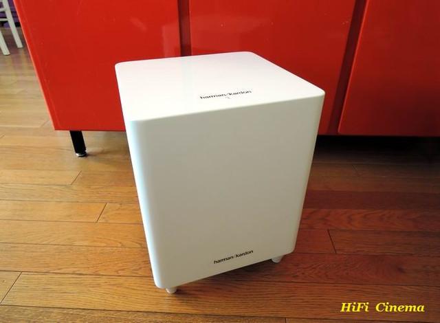 Harman/Kardon HKTS 30 WQ белый комплект акустики 5.1 для домашнего кинотеатра