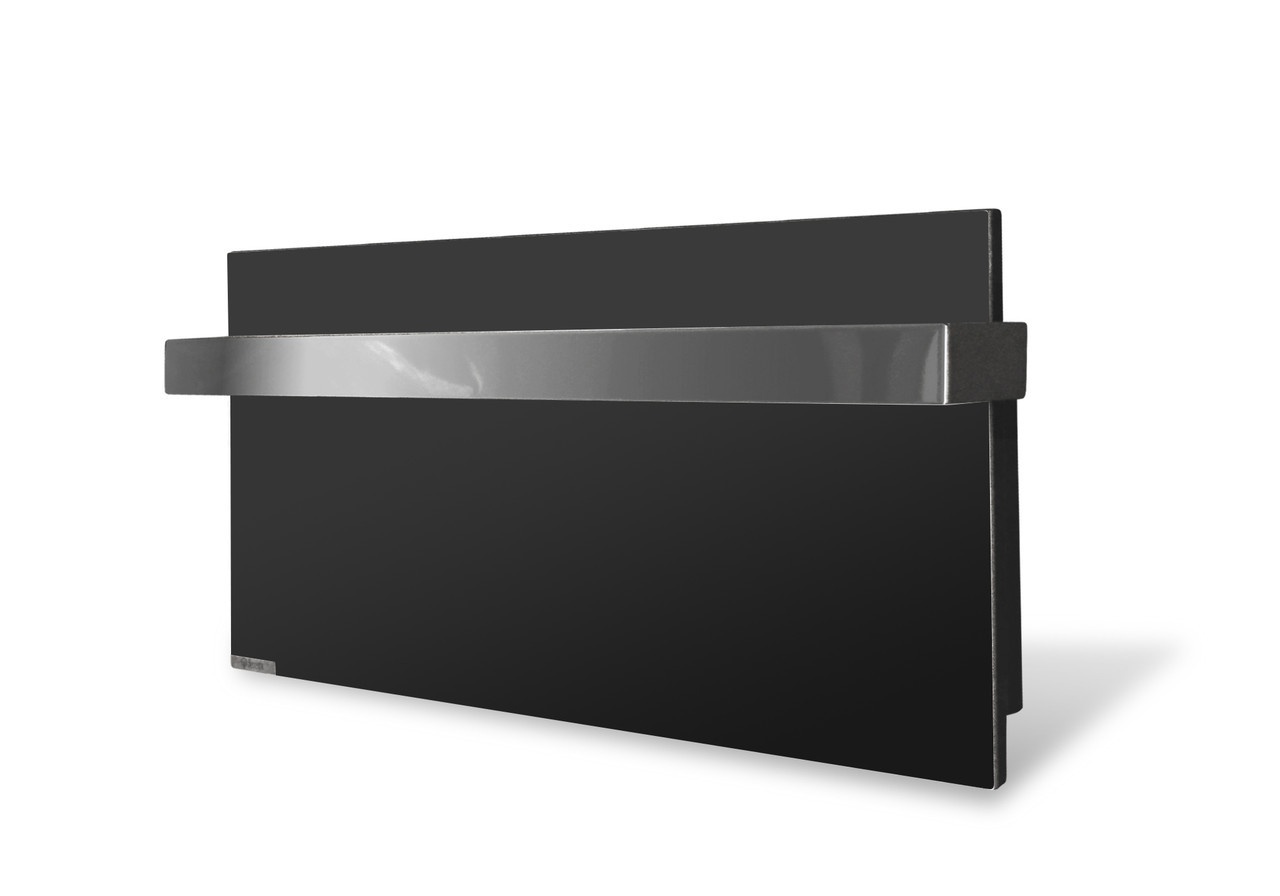 Электрический обогреватель тмStinex, Ceramic 250/220-TOWEL Black horizontal