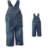 Полукомбез/штаны джинсовый Carters (12М, 18М)