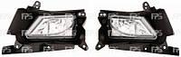 Противотуманная фара для Mazda 3 '09-13 USA правая H6-E механическая (Depo)