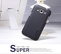 Чехол Nillkin для Samsung Galaxy Win Duos I8552 чёрный (+пленка), фото 1