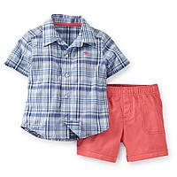 Набор: рубашка, шорты Carters (24М)