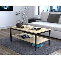 Кофейный Журнальный столик в стиле LOFT (NS-970001374)