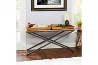 Кофейный Журнальный столик в стиле LOFT (NS-970001320)