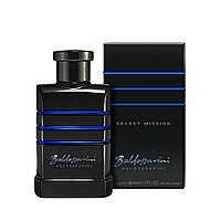 Мужская туалетная вода Baldessarini Secret Mission 90 ml (Балдессарини Сикрет Мишн)