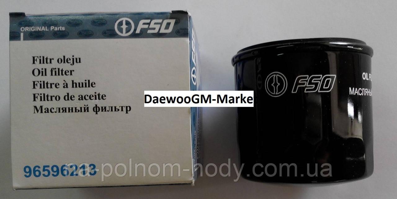 Фильтр масляный Daewoo Lanos FSO