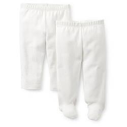 Штанишки хб белые Carters (6М)