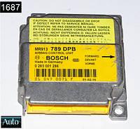 Электронный блок управления (ЭБУ) AIRBAG Mitsubishi Carisma (DA) 1.6 00-03г