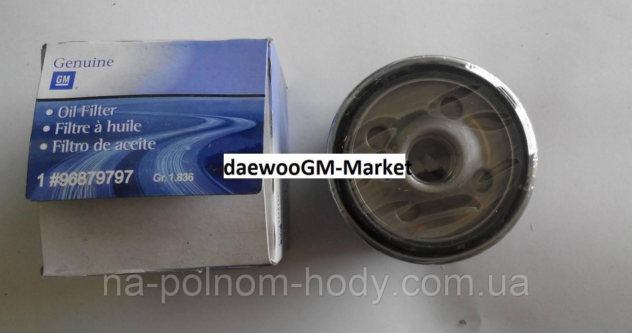 Фильтр масляный Daewoo Lanos GM