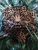 """Схема для часткової зашиття бісером - """"Леопард"""", фото 2"""