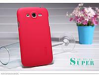 Чехол Nillkin для Samsung Galaxy Grand I9080 / I9082 красный (+пленка)