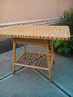 Стол с темной окантовкой, фото 1