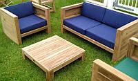 Набор садовой мебели в стиле LOFT (NS-970001436)