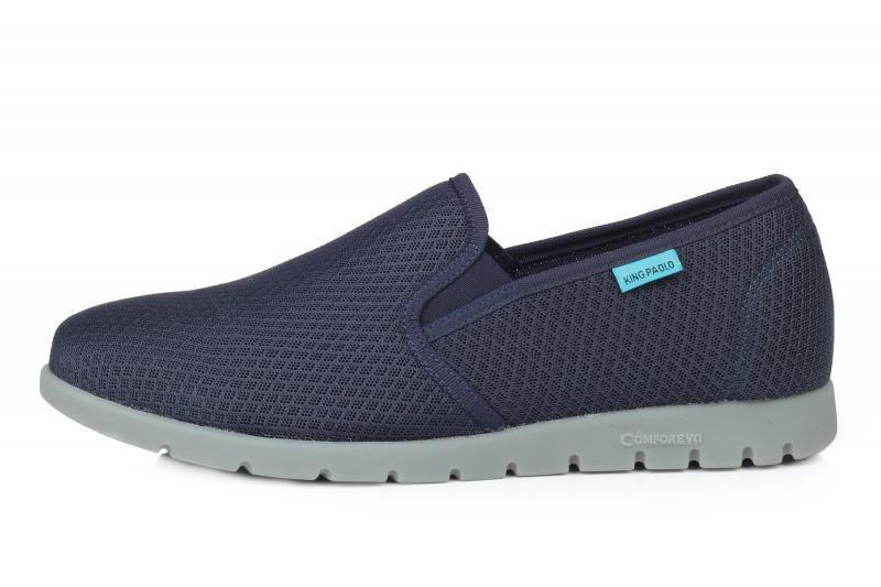 Мужские кроссовки King Paolo M15 размер 44 Синие (Ua_Drop_117146-44)