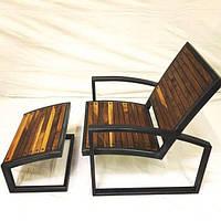 Кресло-Шезлонг в стиле LOFT (NS-970000844)