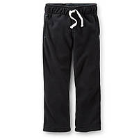 Штаны флис Carters черные (toddler: 2T, 3T; kid: 6)