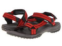 TEVA Terra Fi Lite W's сандали женские double zipper red orange (TVA 8768.993-6)