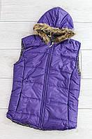 Жилетка Abc 2XL Фиолетовый - 157590